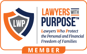 Lawyers with Purpose Member badge